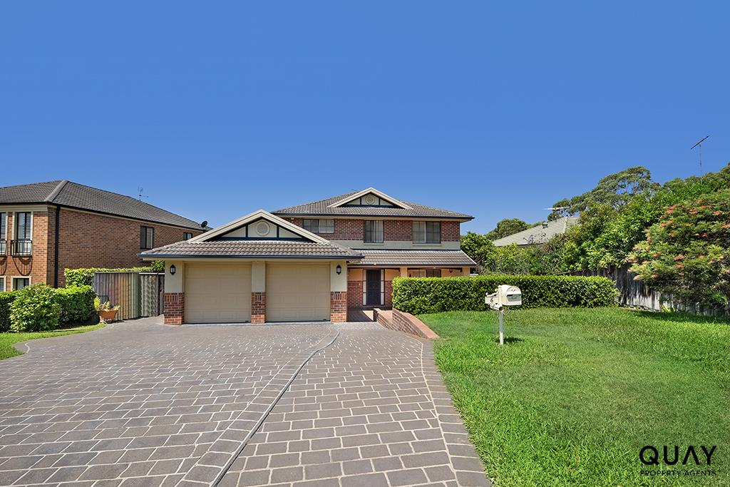 6 Atlas Way, Beaumont Hills, NSW 2155