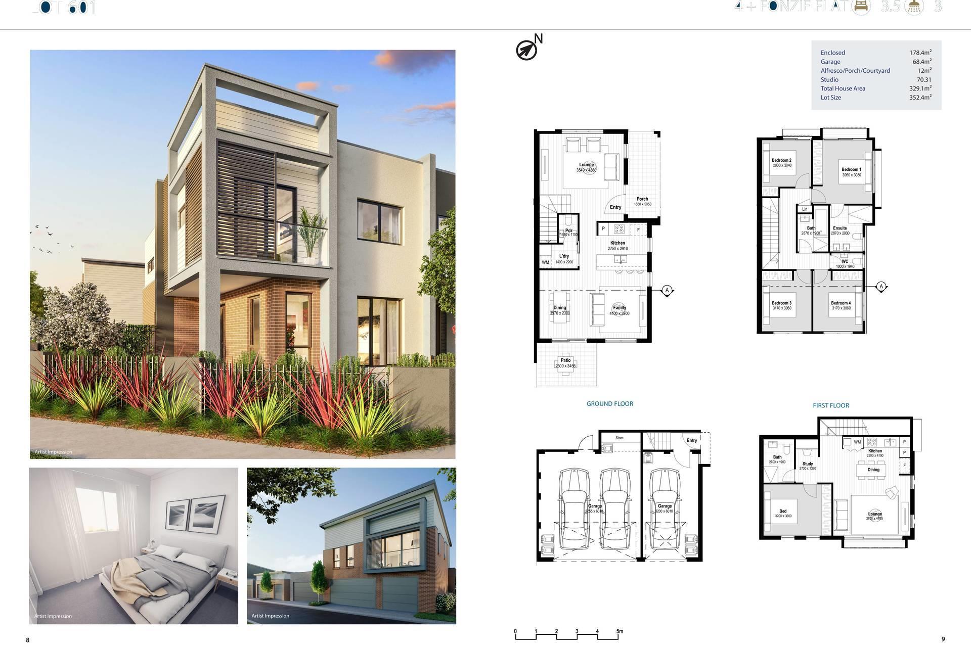 Lot 601 Agnes Ave, Leppington, NSW 2179
