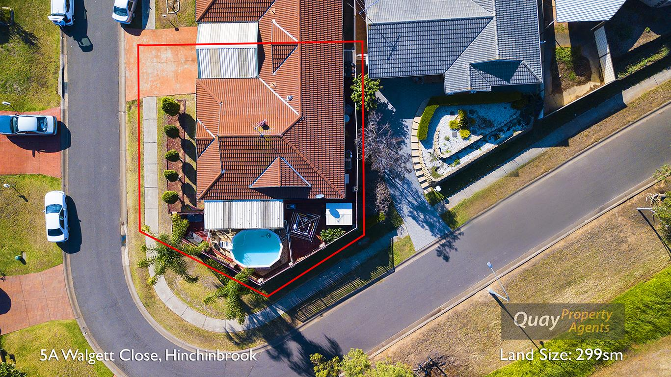 5a Walgett Cl, Hinchinbrook, NSW 2168