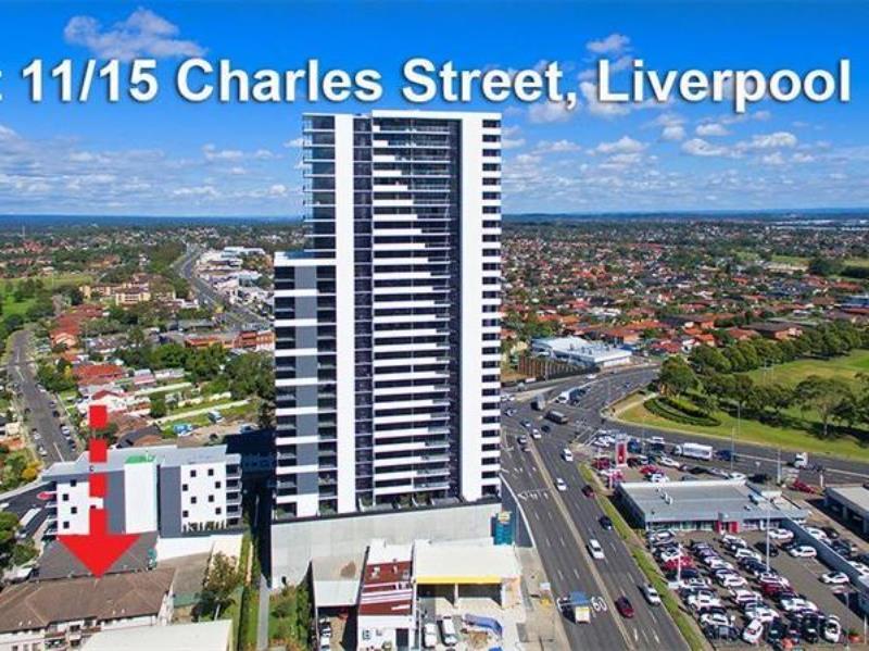 11/15-17 Charles St, Liverpool, NSW 2170