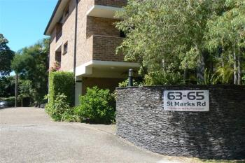 17/63 St Marks Rd, Randwick, NSW 2031