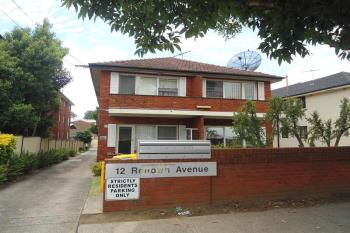 8/12 Renown Ave, Wiley Park, NSW 2195