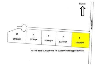 Lot 6 162  Carrs Dr, Yamba, NSW 2464