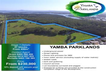Lot 105-22 Carrs Dr, Yamba, NSW 2464