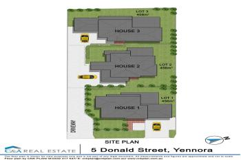 5 Donald St, Yennora, NSW 2161