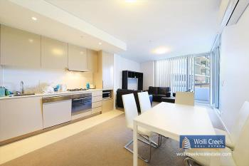 Wolli Creek, address available on request