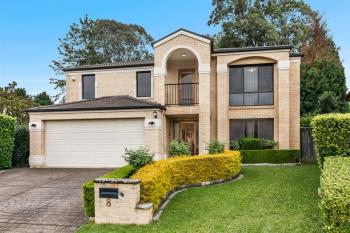 8 Lucette Pl, Castle Hill, NSW 2154