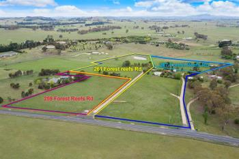 261 Forest Reefs Rd, Millthorpe, NSW 2798