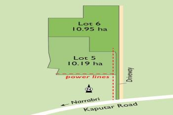 Lot 5 1489 Kaputar Rd, Narrabri, NSW 2390