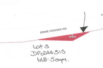Lot 3 Ernie Hodges Rd, Daroobalgie, NSW 2870