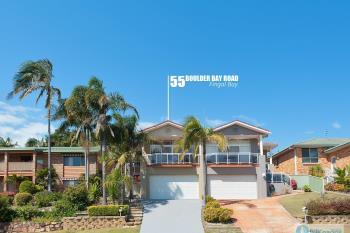55 Boulder Bay Rd, Fingal Bay, NSW 2315