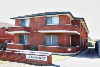 6/22 Mckern St, Campsie, NSW 2194