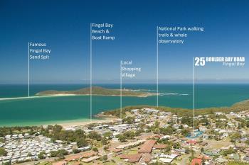 25 Boulder Bay Rd, Fingal Bay, NSW 2315