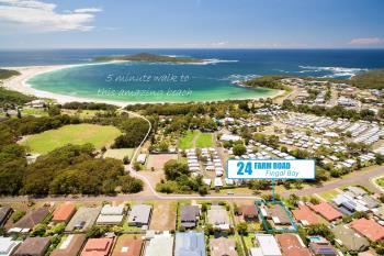 24 Farm Rd, Fingal Bay, NSW 2315