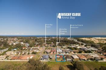 4 Biscay Cl, Anna Bay, NSW 2316