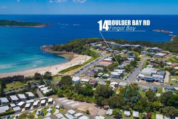 14 Boulder Bay Rd, Fingal Bay, NSW 2315