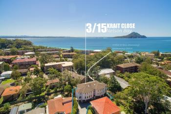 3/15 Krait Cl, Nelson Bay, NSW 2315
