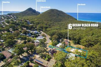 6 Ocean Beach Rd, Shoal Bay, NSW 2315