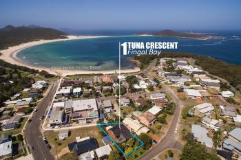 1 Tuna Cres, Fingal Bay, NSW 2315