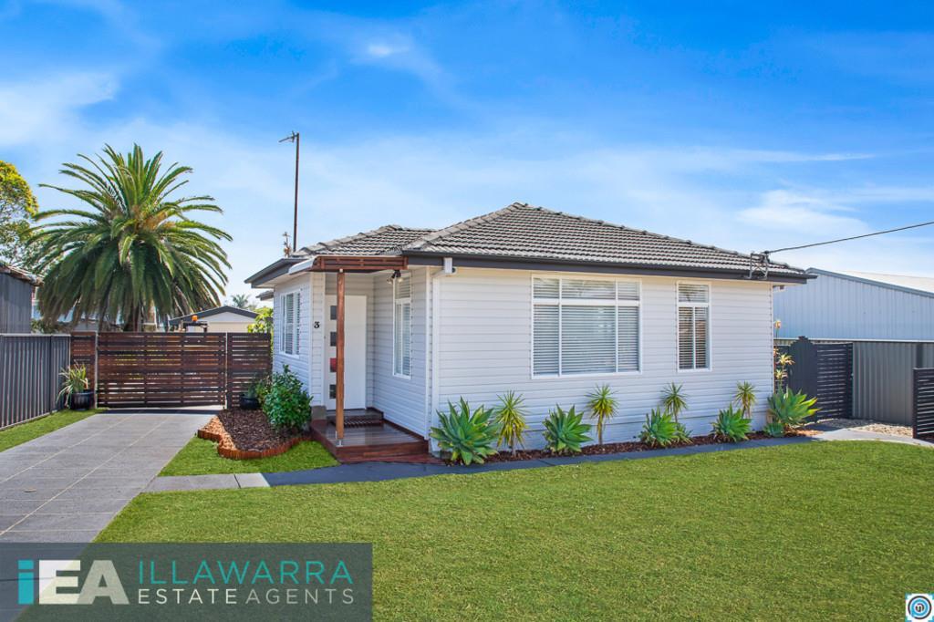 3 Stanley St Lake Illawarra Nsw 2528 House Sold December 2019 Lake Illawarra Real Estate World