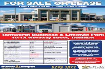 Tamworth Business & Lifestyle Pk, Tamworth, NSW 2340