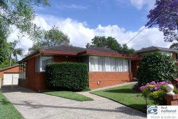 3 Ludlow Rd, Castle Hill, NSW 2154