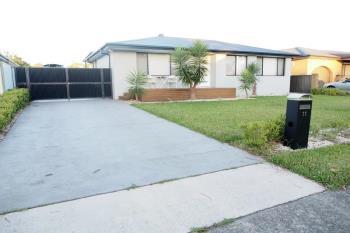 11 Ridgeway Cres, Quakers Hill, NSW 2763