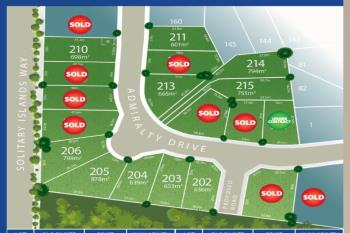 Lot 213 Admiralty Drive - Stage 1 , Safety Beach, NSW 2456