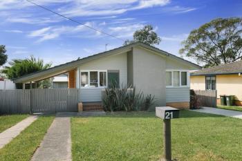 21 Gasnier Rd, Barrack Heights, NSW 2528