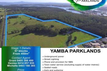Lot 113 -22 Carrs Dr, Yamba, NSW 2464
