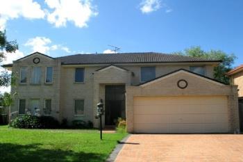 4 Dunbar Pl, Kellyville, NSW 2155
