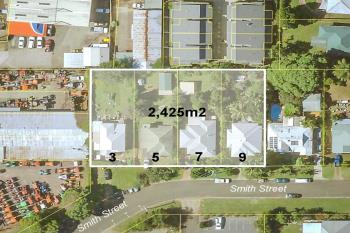 3, 5, 7, 9 Smith St, Nambour, QLD 4560