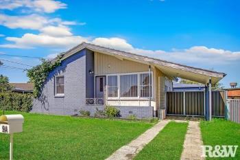 19 Runcorn Ave, Hebersham, NSW 2770