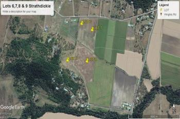 Lots 6 and Wrights Rd, Strathdickie, QLD 4800