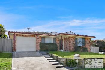 35 Sampson Cres, Quakers Hill, NSW 2763