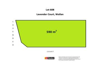 Lot 608 Lavender Ct, Wallan, VIC 3756