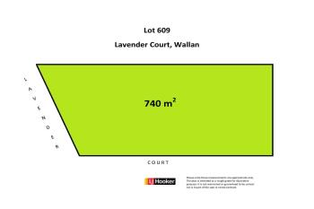Lot 609 Lavender Ct, Wallan, VIC 3756