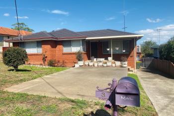 3 Athabaska Ave, Seven Hills, NSW 2147