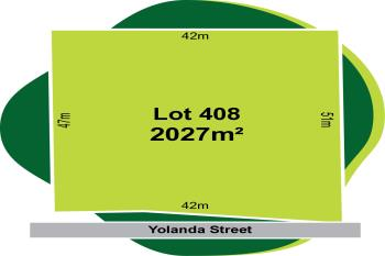 Lot 408 Yolanda St, Albion Park, NSW 2527