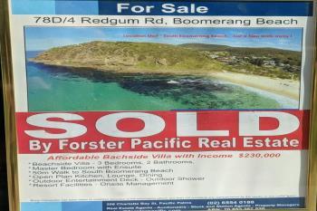 78D/4 Redgum Rd, Boomerang Beach, NSW 2428
