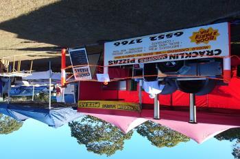 Cracklin' Woodfire Pizzas , Taree, NSW 2430