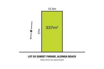 Lot 83 Sunset Pde, Aldinga Beach, SA 5173