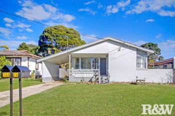 14 Copeland Rd, Lethbridge Park, NSW 2770