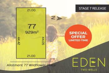 Lot 77 Wildflower Pl, Two Wells, SA 5501