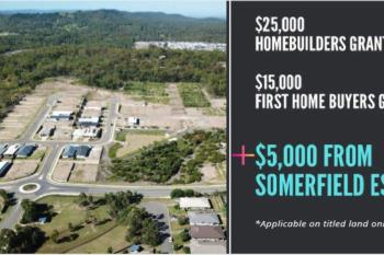 Lot 88/Somerfield Estate, Diamantina St, Holmview, QLD 4207