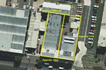 207-209 James St, Toowoomba City, QLD 4350