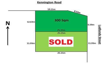 Lot 1, 2 Kennington Rd, Morley, WA 6062
