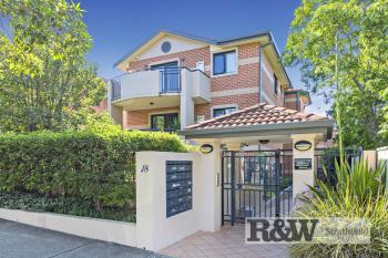 7/18 Eastbourne Rd, Homebush West, NSW 2140
