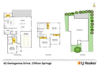 42 Gwinganna Dr, Clifton Springs, VIC 3222