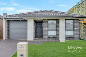17 Livesy St, Oran Park, NSW 2570
